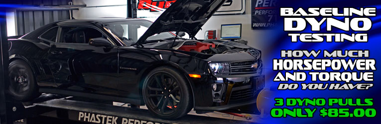 Phastek Performance Houston Texas DynoJet Dyno Horsepower Torque Testing Dyno Rental Service
