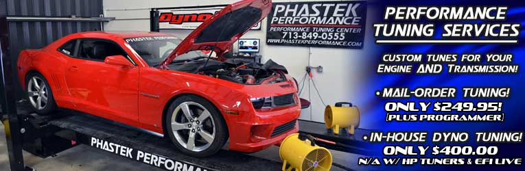 Phastek Performance Dynomometer Chassis Dyno DynoJet 224X Dyno Testing